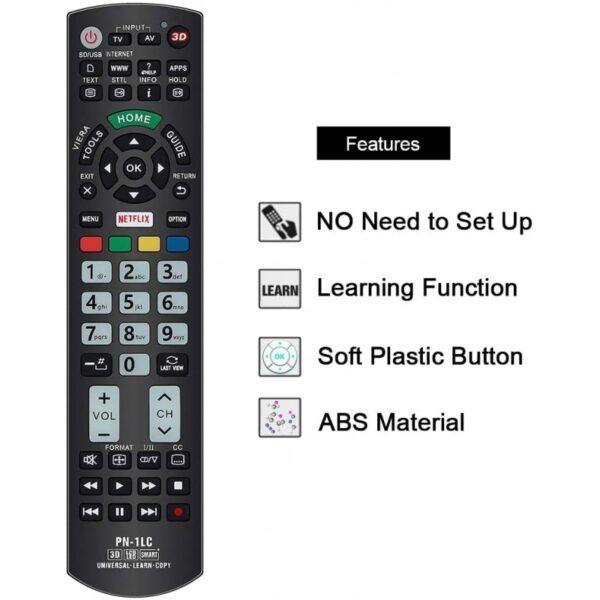 Telecomanda universala pentru Panasonic